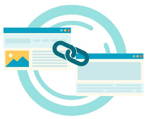 Brand SEO - link building on high authority domain websites